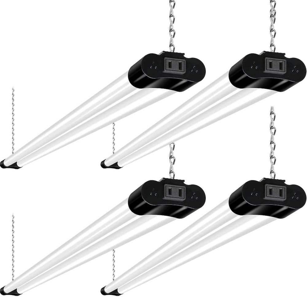 Hykolity Linkable LED Shop Light for Garage