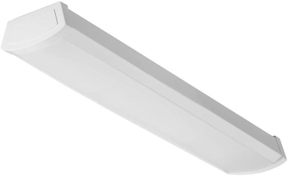 Lithonia Lighting 4-light Heavy Duty Shop Light