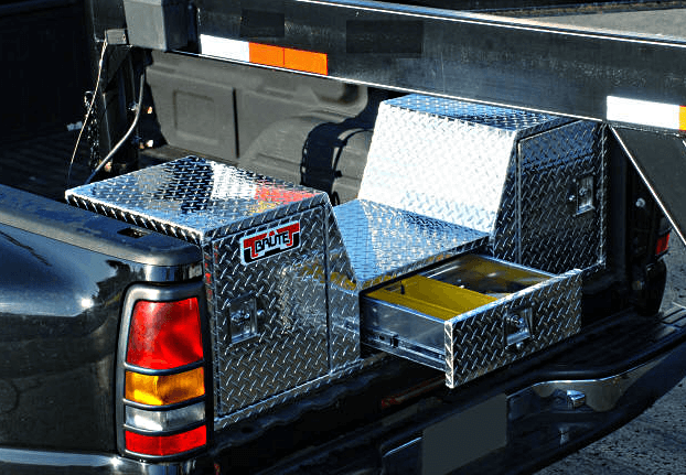 5th Wheel Truck Tool Box