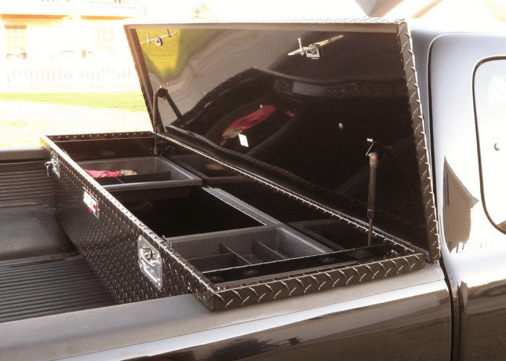 Crossover Truck Tool Box