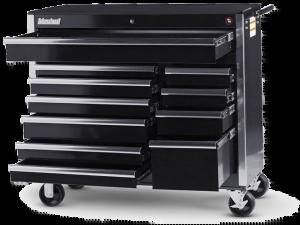 SPG International VRB-4211BK Tool Cabinet