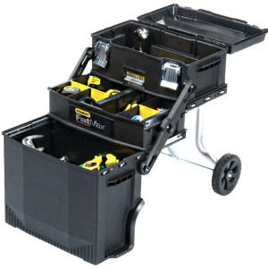 STANLEY 020800R FatMax 4-in-1 Mobile Workstation