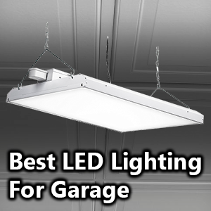 Best Lighting For Garage In 2020 Buyer S Guide And Review