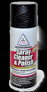 HONDA 08732-SCP00 Spray Cleaner and Polish