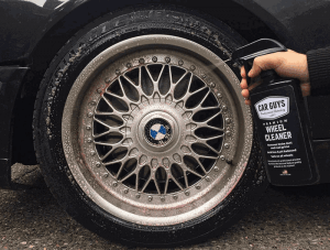 Wheel Cleaner Spray