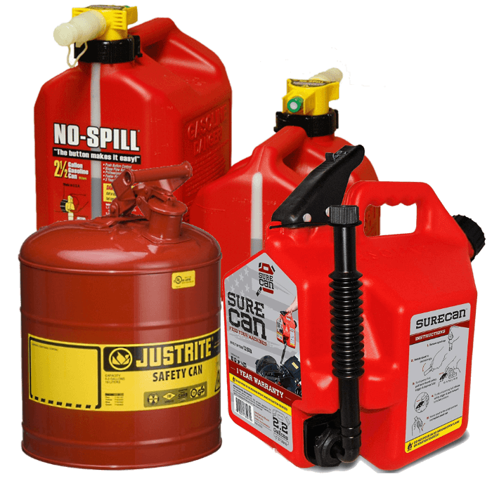 Best Gas Cans in 2019 – Buyer's Guide and Review