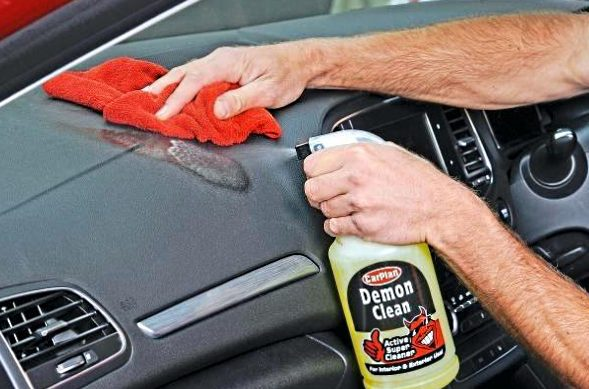 Best Car Interior Cleaners