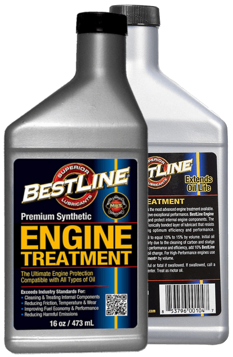 BestLine Synthetic Engine Treatment