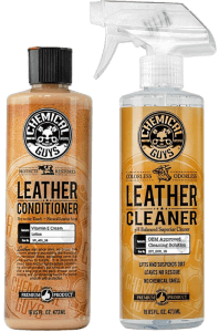 Chemical Guys Leather Care Kit