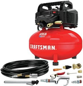 Craftsman pancake air compressor
